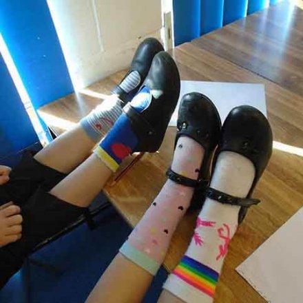 Odd Socks Day (Anti-bullying awareness)