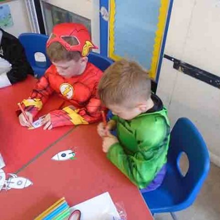 Superhero Day – Y1