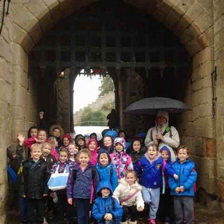 Warwick Castle trip – Y2