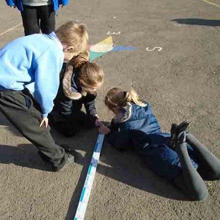 More outdoor measuring – Y3