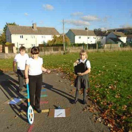 Outdoor measuring – Y3