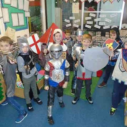 Castle Capers Dress Up Day – Y2