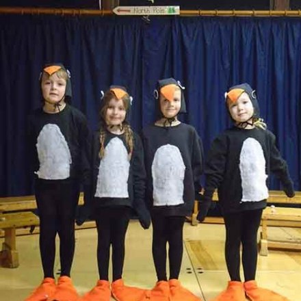 Penguin Pete Production – KS1