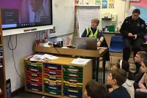 Y5-Y6 PCSOs Esafety Talk 10 2018-2019
