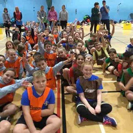 Sportshall Athletics event – Y5/Y6