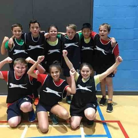 Stroud Champions Handball Team – Y6