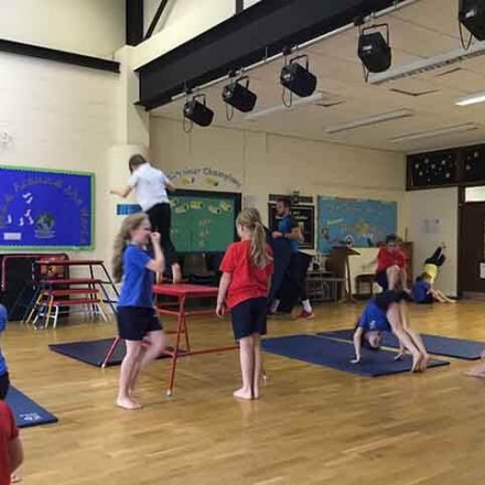 Gymnastics – Y3
