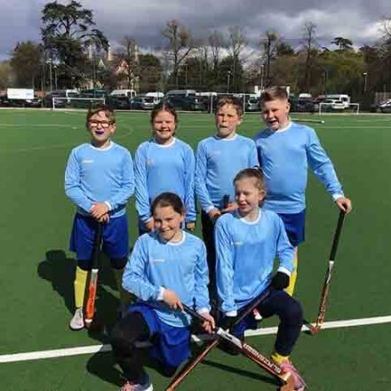Hockey Finals Runners up! – Y6