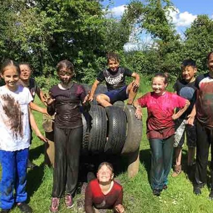 PGL Day 2 – Getting stuck in!