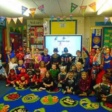 Superhero Day – Y1