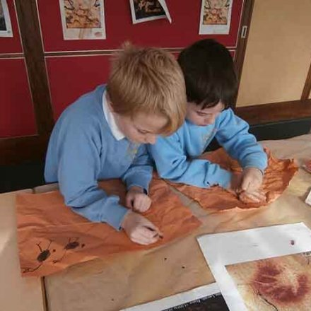 Visit to Museum in the Park – Y3