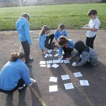 No Pens Maths – Calculating Perimeter and Area – Y4