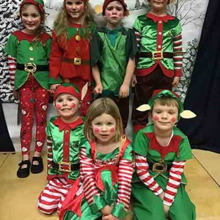 Christmas production 'Santa's Hat' – Y2